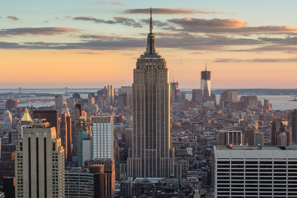 New York, Empire-state-building