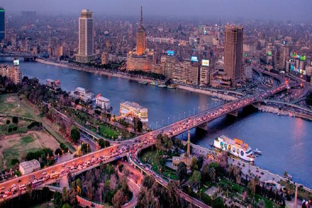Cairo, Nile-river