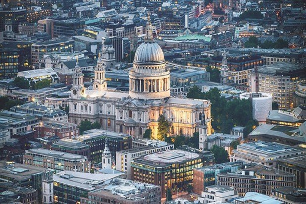 London, St-pauls-cathedral